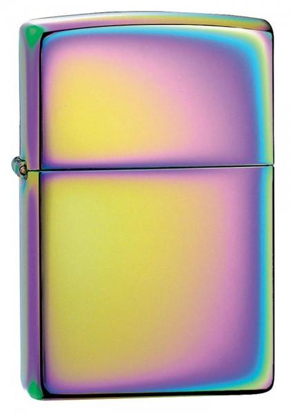 Zippo Sturmfeuerzeug Spectrum (Icy)