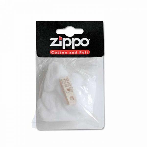 Zippo Watte mit Filzplatte