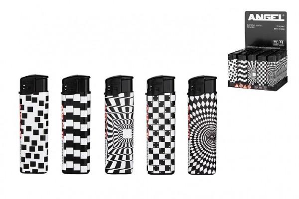Gasfeuerzeug: Hypnotic - 50er Display