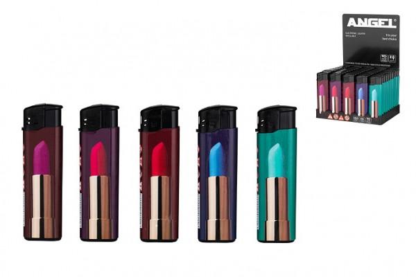Gasfeuerzeug: Lippenstift Motiv - 50er Display