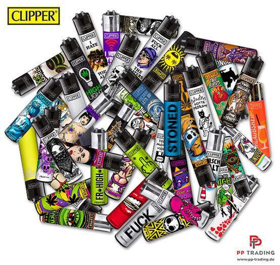 clipper-feuerzeuge-mix