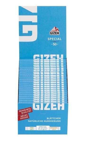 Gizeh Special 50 Hefte je 50 Blatt