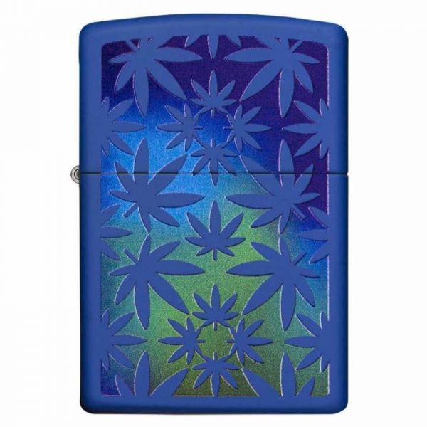 Zippo Feuerzeug Weed Design