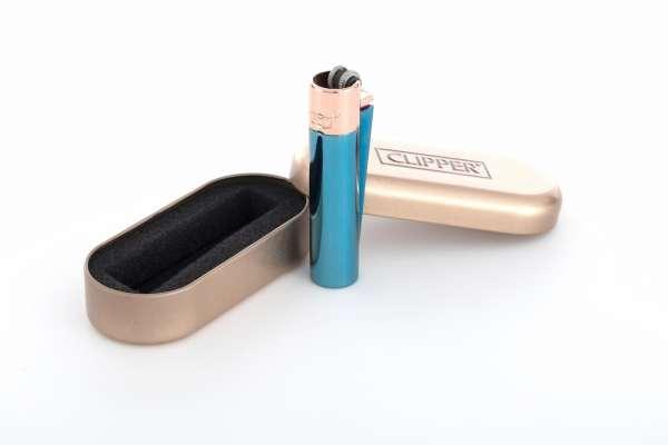 Clipper Metall Feuerzeug: Horizon V2