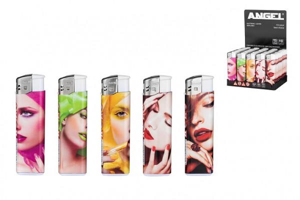 Gasfeuerzeug: Lips - 50er Display