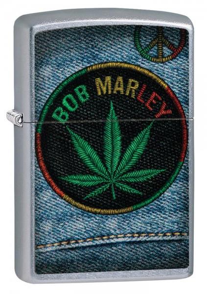 Zippofeuerzeug Bob Marley