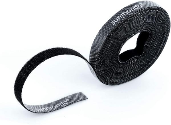 Klett Kabelbinder wiederverschließbar Rolle 10mm x 5m