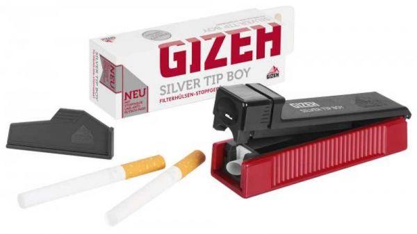Gizeh Silver Tip Boy Stopfer