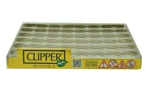Clipper Aufsteller für 48 Clipper Feuerzeuge