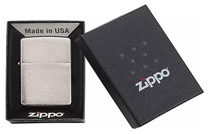 zippo-chrome