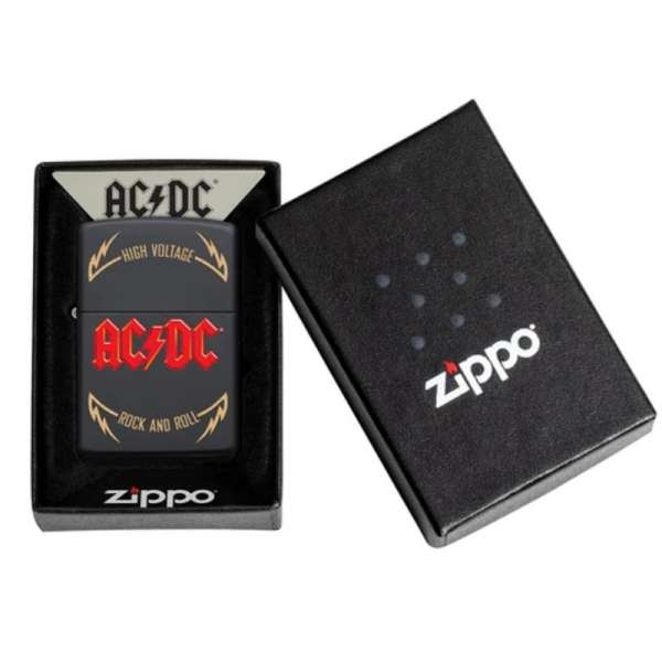 Zippo Feuerzeug AC/DC