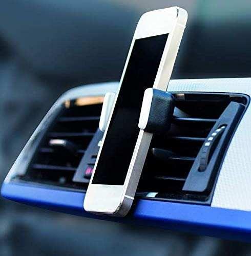 Handy Autohalterung, Vent Halterung Auto, Universal 360 Grad Drehung KFZ Lüftung Halter für Phone 11